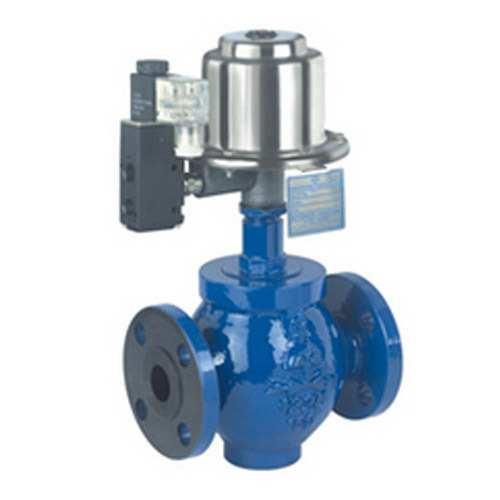 Piston Operated Valve