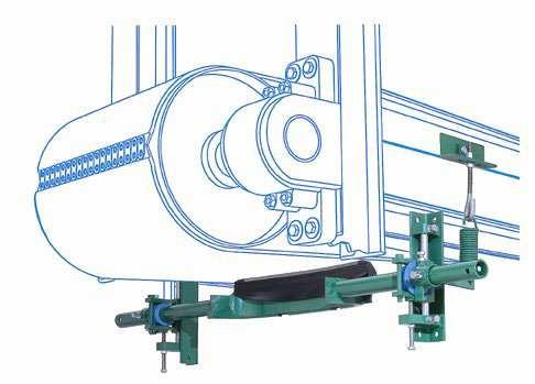 Conveyor Belt Secondary Cleaners