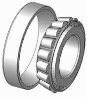 ZKL Tapared Roller Bearings