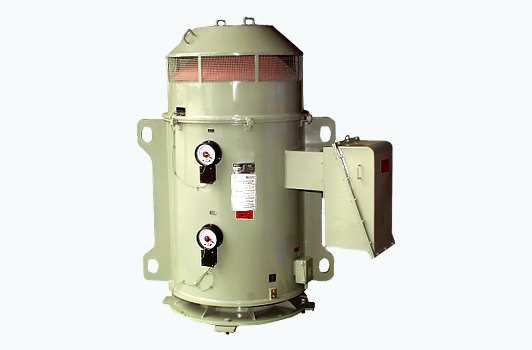 Tube Ventilated Induction Motor